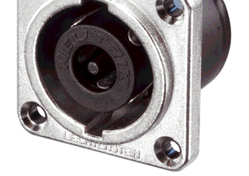 speakON STX Chassis Connector